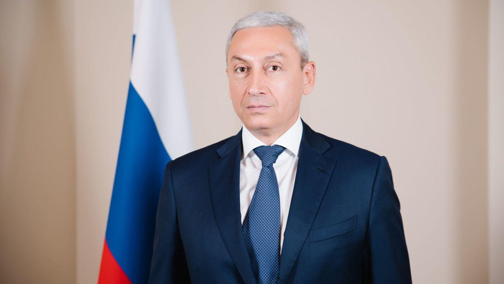 Борис Джанаев - Sputnik Южная Осетия, 1920, 08.10.2021