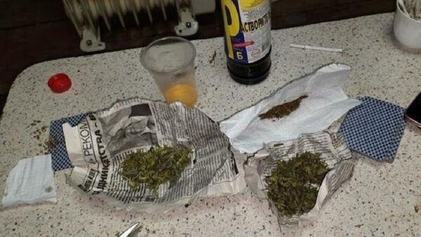 В Цхинвале задержали трех жителей города за употребление наркотиков - Sputnik Южная Осетия