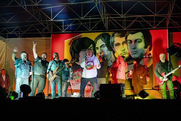 Фестиваль Ирон рок в Цхинвале - Sputnik Южная Осетия