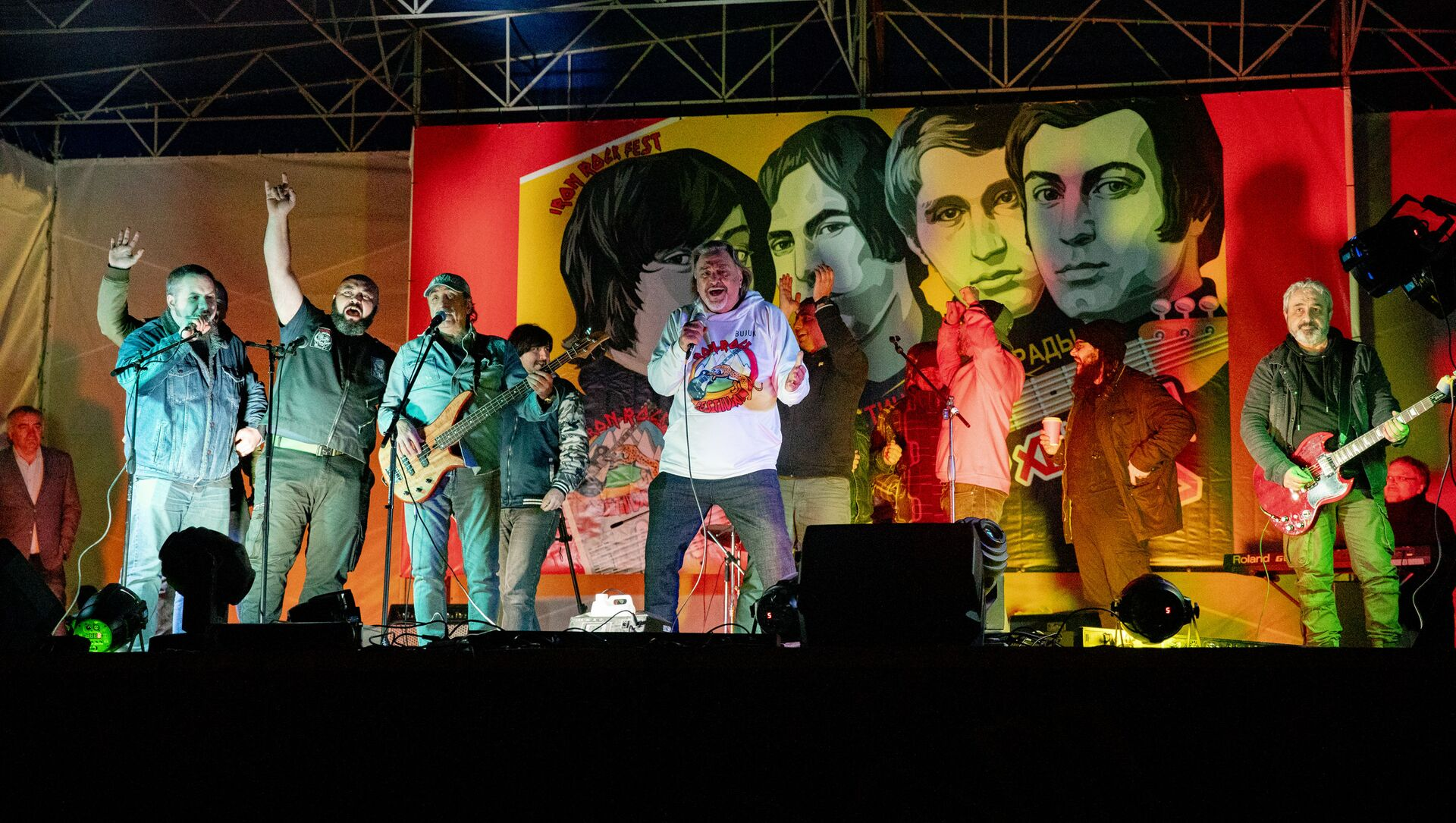 Фестиваль Ирон рок в Цхинвале - Sputnik Южная Осетия, 1920, 10.10.2021