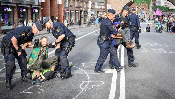 Полиция Стокгольма - Sputnik Южная Осетия
