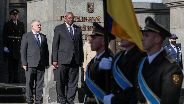 Министр обороны США Ллойд Остин - Sputnik Южная Осетия