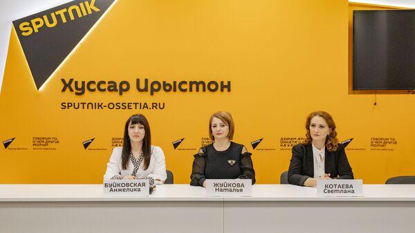 Пресс-конференция - Sputnik Южная Осетия