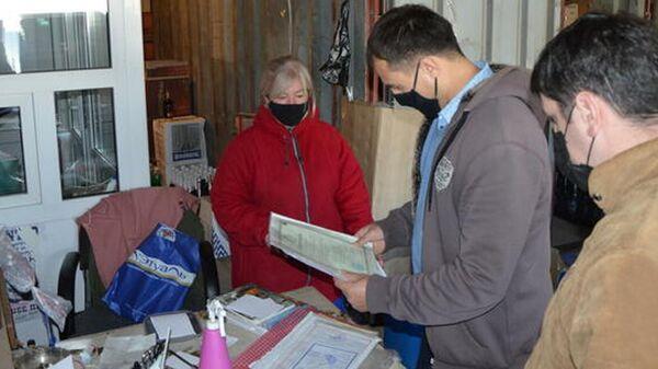 Сотрудники УБЭП провели рейдовые мероприятия на торговых точках - Sputnik Южная Осетия