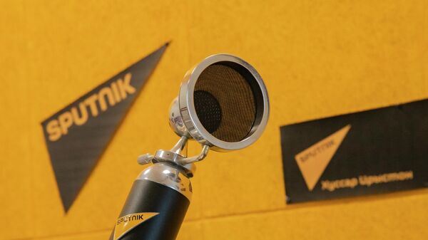 Радио-микрофон - Sputnik Южная Осетия
