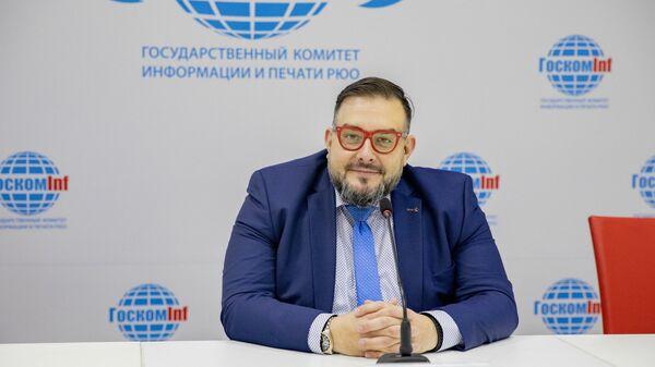 Я был слегка удивлен: врач из Германии об уровне вакцинации в Южной Осетии - Sputnik Южная Осетия