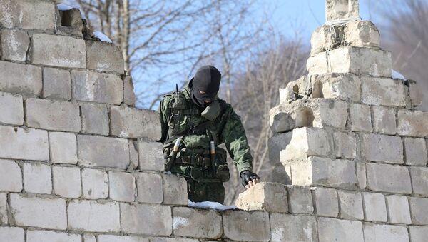 Разведчики ЮВО провели тактико-специальное учение в горах Северной Осетии  - Sputnik Южная Осетия