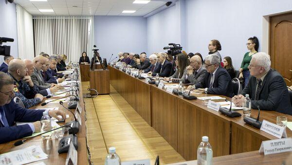 Международная научно-практическиая конференция Геноцид осетинского народа - Sputnik Южная Осетия
