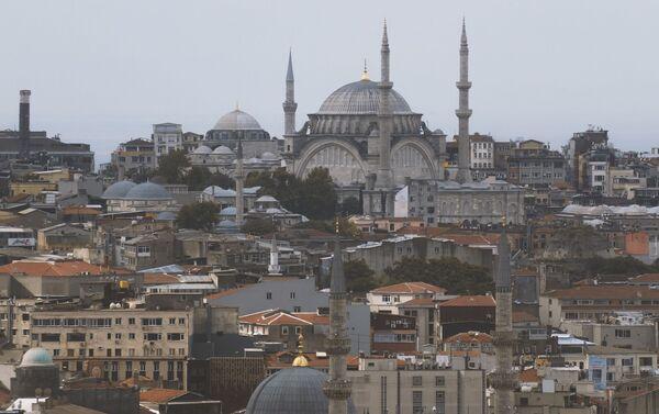 Стамбул - Sputnik Южная Осетия