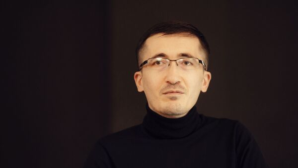 Сослан Джусоев - Sputnik Южная Осетия