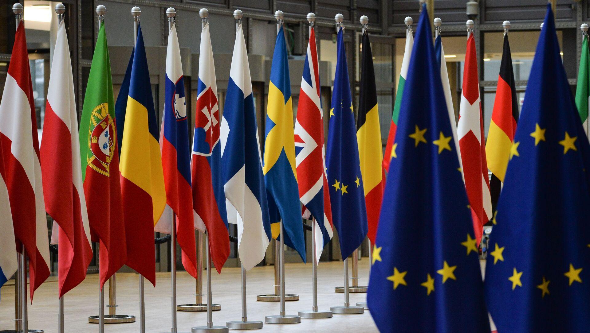 Саммит ЕС в Брюсселе - Sputnik Южная Осетия, 1920, 11.04.2021