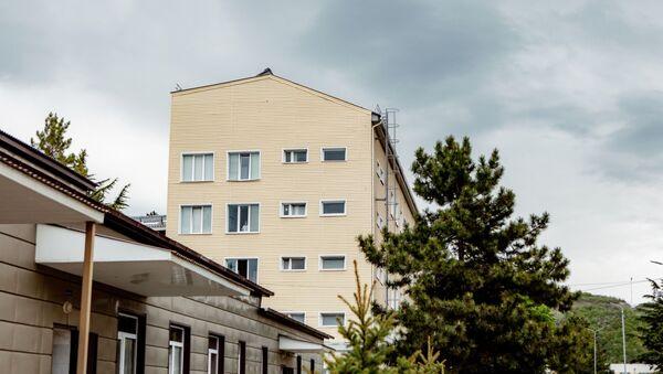 Больница в Цхинвале - Sputnik Южная Осетия