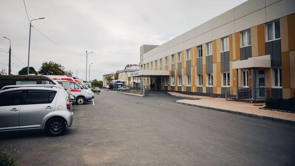 Больница г. Цхинвал - Sputnik Южная Осетия