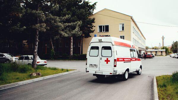 Больница г.Цхинвал - Sputnik Южная Осетия