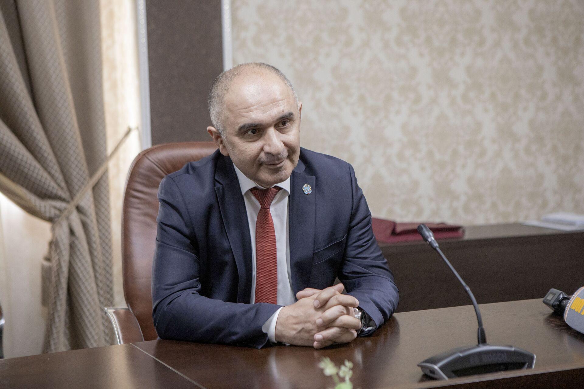 ЮОГУ воспринял поручения президента как руководство к действию - ректор вуза - Sputnik Южная Осетия, 1920, 26.05.2021