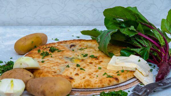 Осетинские пироги - Sputnik Южная Осетия