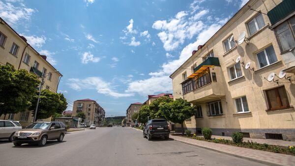 Улицы города - Sputnik Южная Осетия