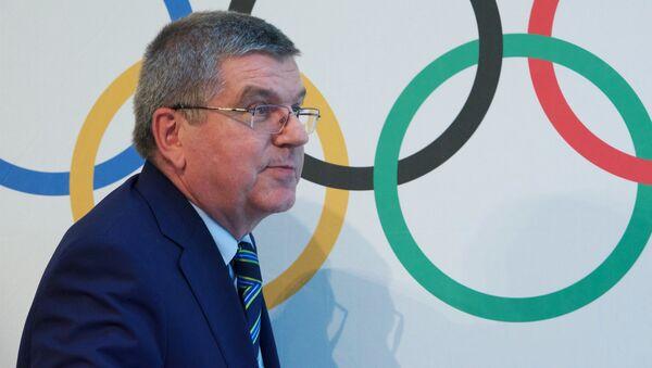 МОК решил не отстранять всю сборную России от Олимпиады в Рио - Sputnik Южная Осетия
