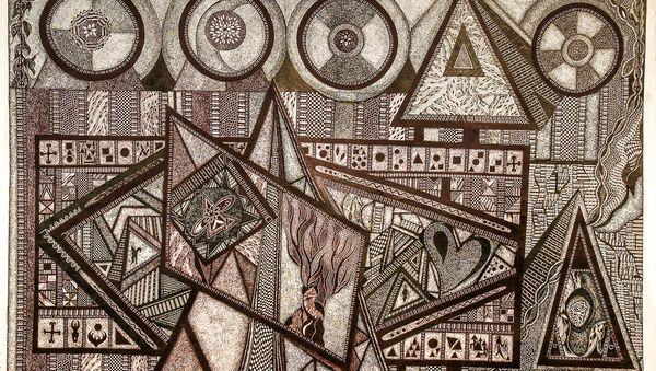 Арт галерея Георгий Шавлохов - Sputnik Южная Осетия