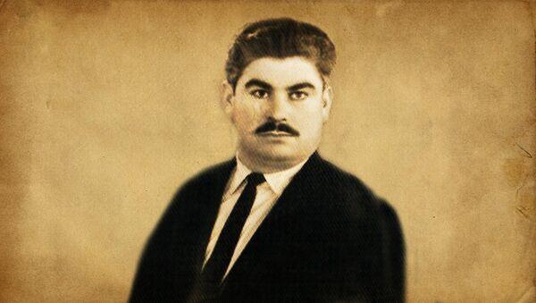 Баграт Техов - Sputnik Южная Осетия