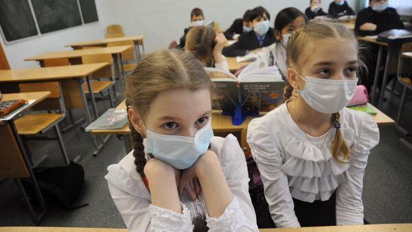Эпидемия гриппа - Sputnik Южная Осетия
