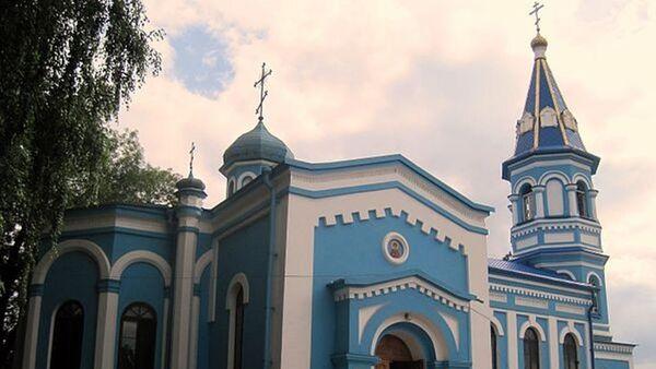 Церковь Рождества Пресвятой Богородицы на Осетинской горке - Sputnik Южная Осетия