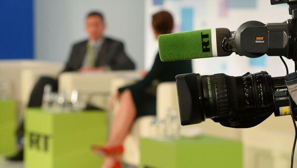 Конференция RT Информация, политика, СМИ: формирование нового миропорядка - Sputnik Южная Осетия