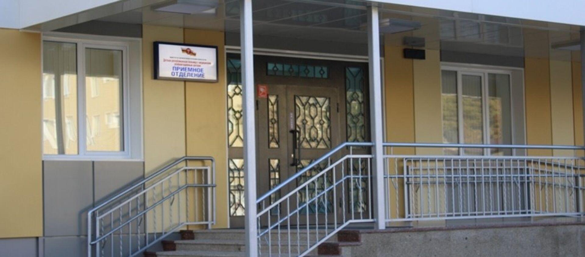 Детская больница в Цхинвале - Sputnik Южная Осетия, 1920, 29.09.2021