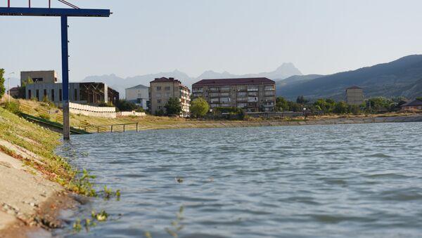 Цхинвальское озеро - Sputnik Южная Осетия