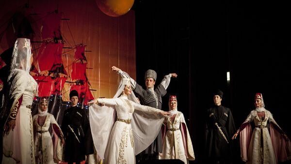 Выпускной бал - Sputnik Южная Осетия