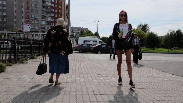Почему люди боятся старости - Sputnik Южная Осетия