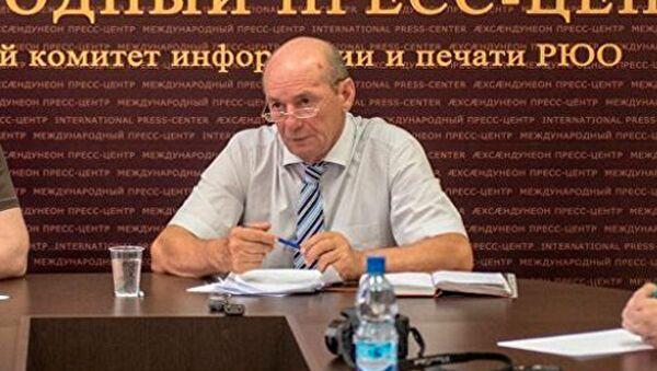 Хасан Гиголаев - Sputnik Южная Осетия