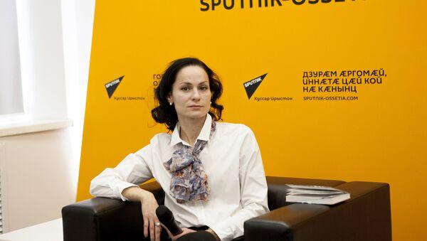 Елена Лавриненко - Sputnik Южная Осетия