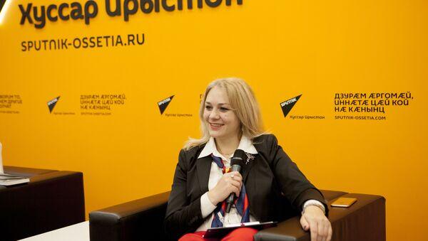 Татьяна Цховребова - Sputnik Южная Осетия