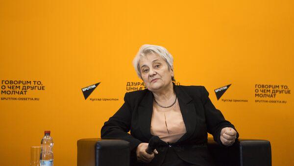 Жанна Засеева - Sputnik Южная Осетия