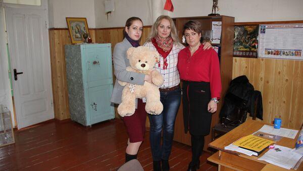 Благотворительный фонд Подари крылья - Sputnik Южная Осетия