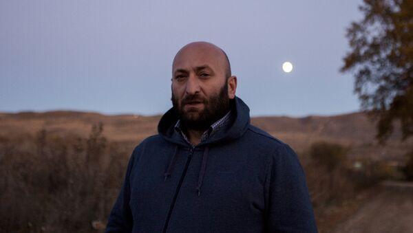 Гурам Карсанов - Sputnik Южная Осетия