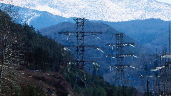 Линии электропередачи - Sputnik Южная Осетия