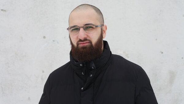 Алик Пухаев - Sputnik Южная Осетия