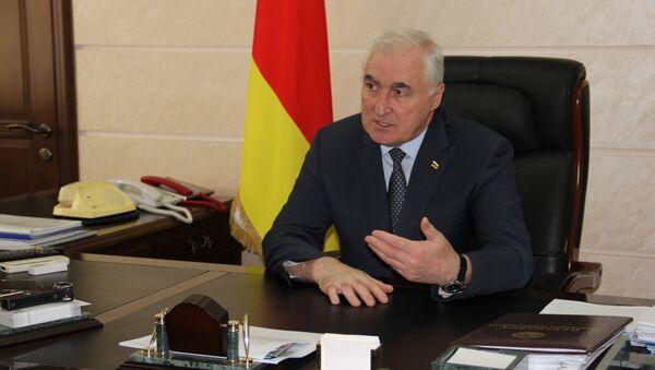 Президент РЮО Леонид Тибилов - Sputnik Южная Осетия