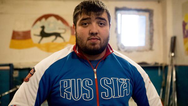 Тяжелая атлетика - Sputnik Южная Осетия