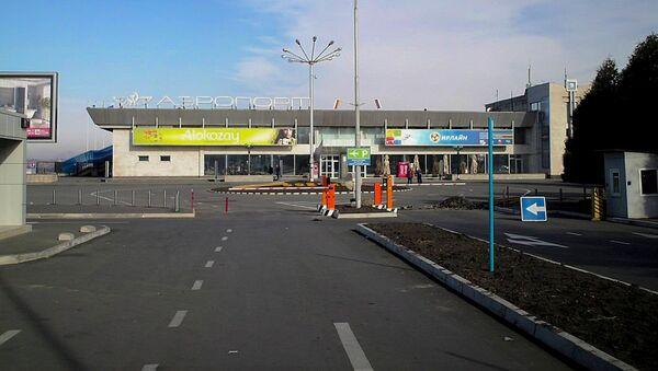 Аэропорт Владикавказ в Беслане - Sputnik Южная Осетия