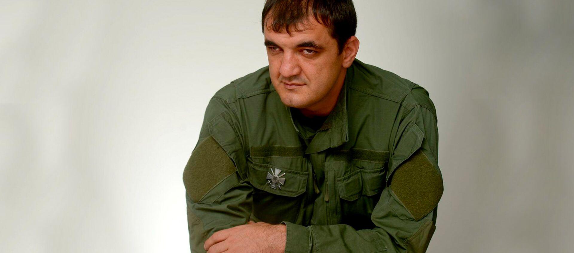 Олег Мамиев - Sputnik Южная Осетия, 1920, 17.05.2021