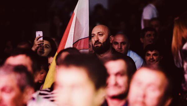 Международный турнир по боксу среди профессионалов - Sputnik Южная Осетия