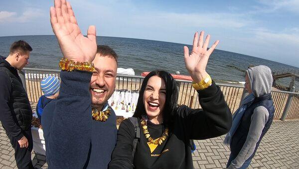 В поисках Янтарной комнаты на пляже: советы кладоискателю - Sputnik Южная Осетия