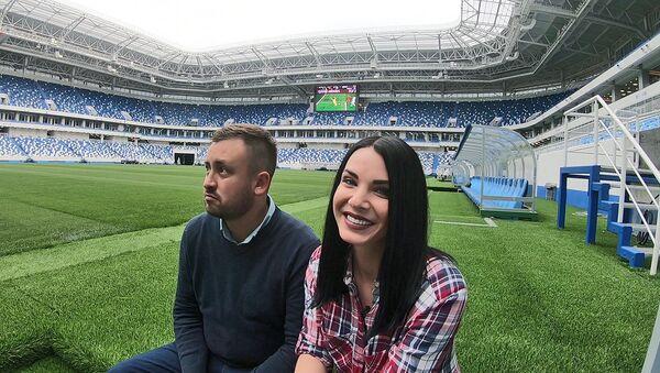 Есть ли у футбола запах: проверено в Калининграде - Sputnik Южная Осетия