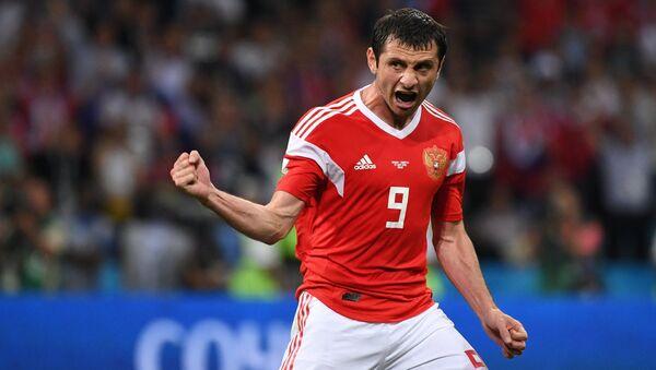 Футбол. ЧМ-2018. Матч Россия - Хорватия - Sputnik Южная Осетия