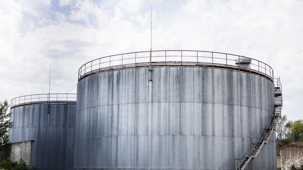 Резервуары для питьевой воды - Sputnik Южная Осетия