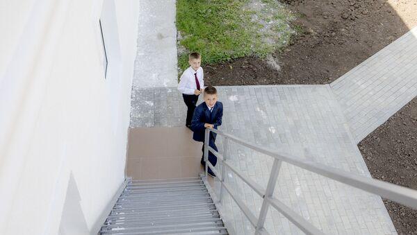День знаний в Южной Осетии - Sputnik Южная Осетия