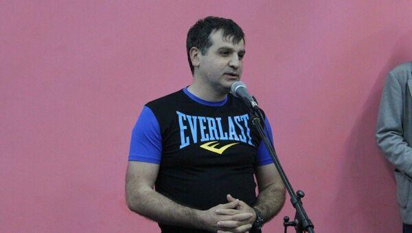 Тренер Алан Чехоев - Sputnik Южная Осетия